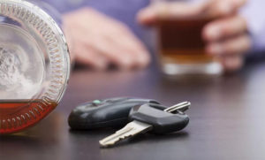 Лишение прав за алкоголь