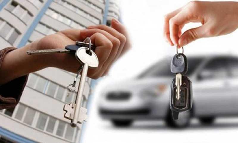 Обмен автомобиля на недвижимое имущество