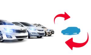 Покупка автомобиля по Trade-in в России