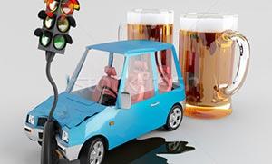 Ответственность за ДТП в состоянии опьянения