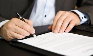 Что требуется для заключения договора