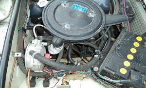 ГБО 1 на карбюраторном двигателе