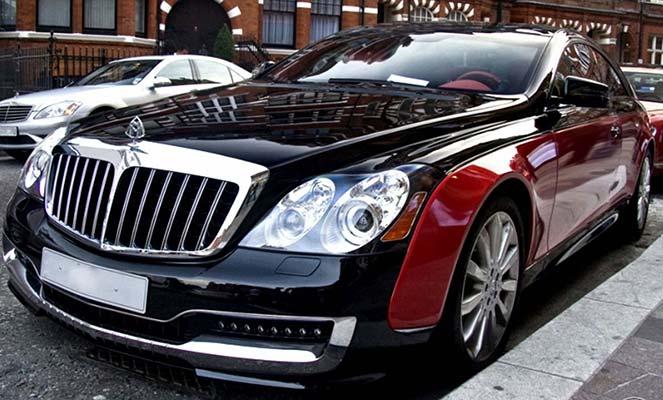 Автомобиль, как роскошь