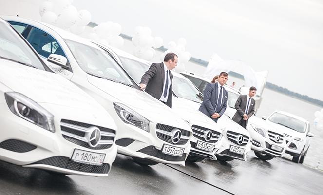 Mercedes в Trade-in