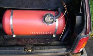 Мало места в багажнике