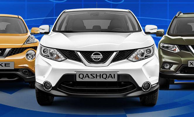 Как приобрести Nissan по Trade-in