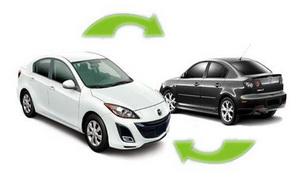 Как обменять автомобиль на другой автомобиль