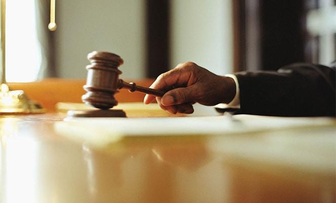 Регистрация ГБО по решению суда