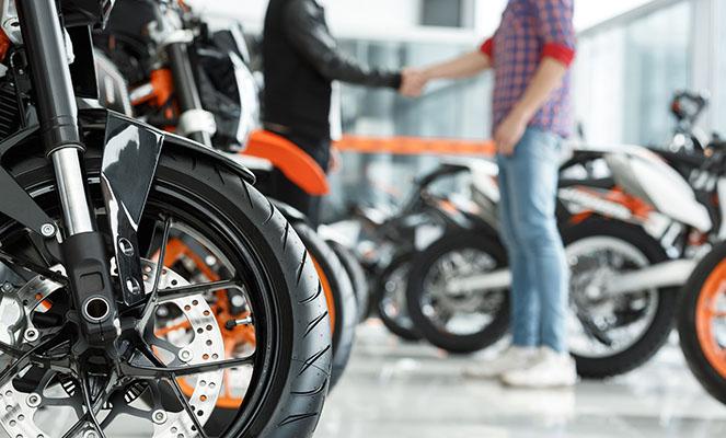 Постановка мотоцикла на учет в гибдд