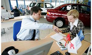 Кредит на новое авто