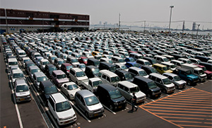 Автомобили на японских аукционах
