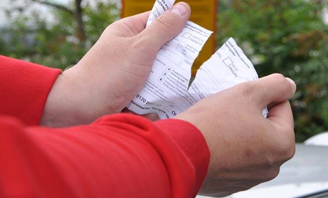 Какие штрафы можно законно не оплачивать?