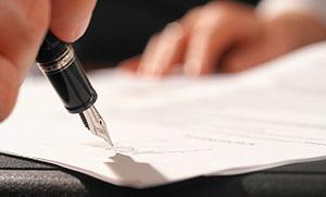 Подписание нового кредитного договора