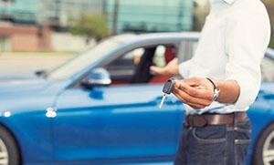 Предоставление временной замены автомобиля