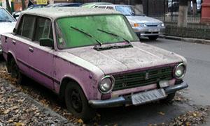 Как продать свою старую машину