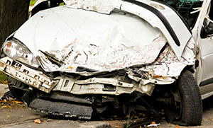 Тяжесть полученных повреждений авто