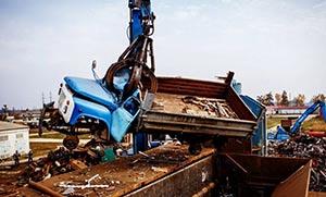 Утилизация грузовых автомобилей