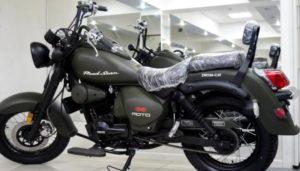 Чоппер X-Moto Road Star
