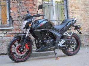 АВМ X-moto SX 250