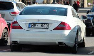 Авто в Латвии