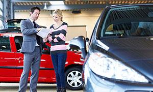Оформление покупки авто