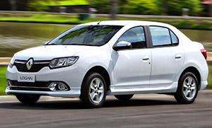 Renault Logan б/у до 450 000 рублей