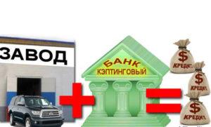 Кэптинговый банк
