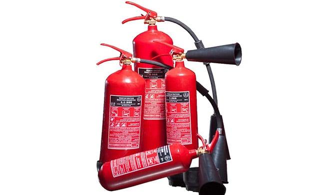 Какой объем огнетушителя нужно для авто