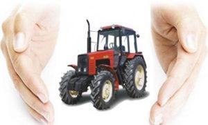 ОСАГО на трактор