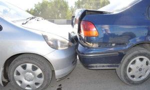 Подставная авария