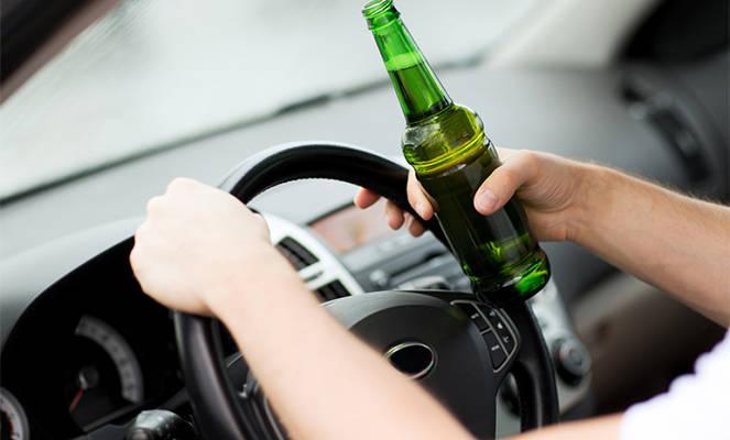 Через сколько можно садиться за руль после алкоголя
