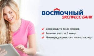 Условия кредита