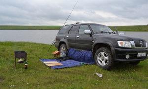 Авто для рыбалки