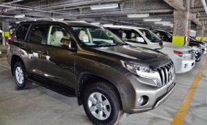 Растаможка автомобилей, привезенных из Японии