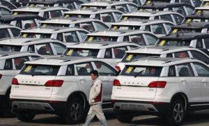 Автомобили в КНР