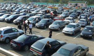 Рынок по продаже авто