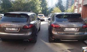 Автомобили двойники
