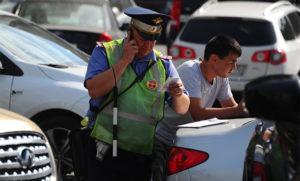 Лишение прав за оставление места ДТП