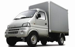 Малый тоннаж грузовика