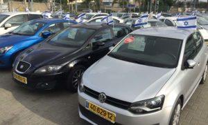 Машины в Израиле