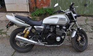Покупка б/у мотоцикла