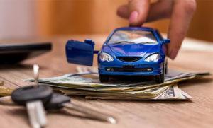 Покупка машины в кредите