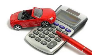 Посчитать расходы на авто