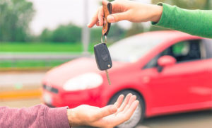 Продать авто с запретом