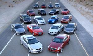 Разные марки авто