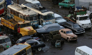 Списанные автомобили