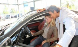 Выбрать авто в автосалоне