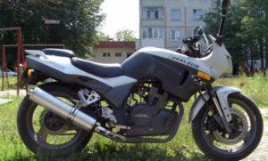 Мотоцикл Zongshen Winner ZS250GS