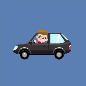 Действия водителя