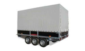 Прицеп к грузовому автомобилю